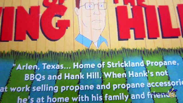King of the Hill Bobby Hill Toy