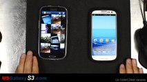 Samsung Galaxy S3 - NFC and Sharing Demo - Paypal, S Beam, Share Shot and All Share