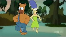 THE SIMPSONS Couch Gag from Barts New Friend ANIMATION on FOX