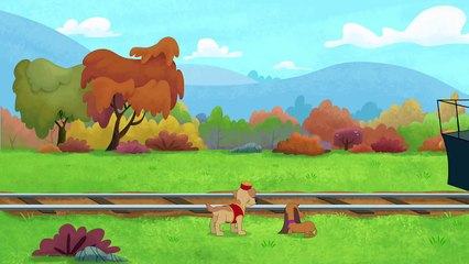 Pound Puppies - Youre a Natural