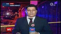 Hombre murió de varios balazos en barrio México