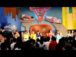 Cherrybelle - Beautiful perform @MKG 3 20110710