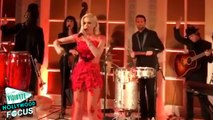 Gwen Stefani Crushes Performance Of 'Hollaback Girl' At Vanity Fair Party