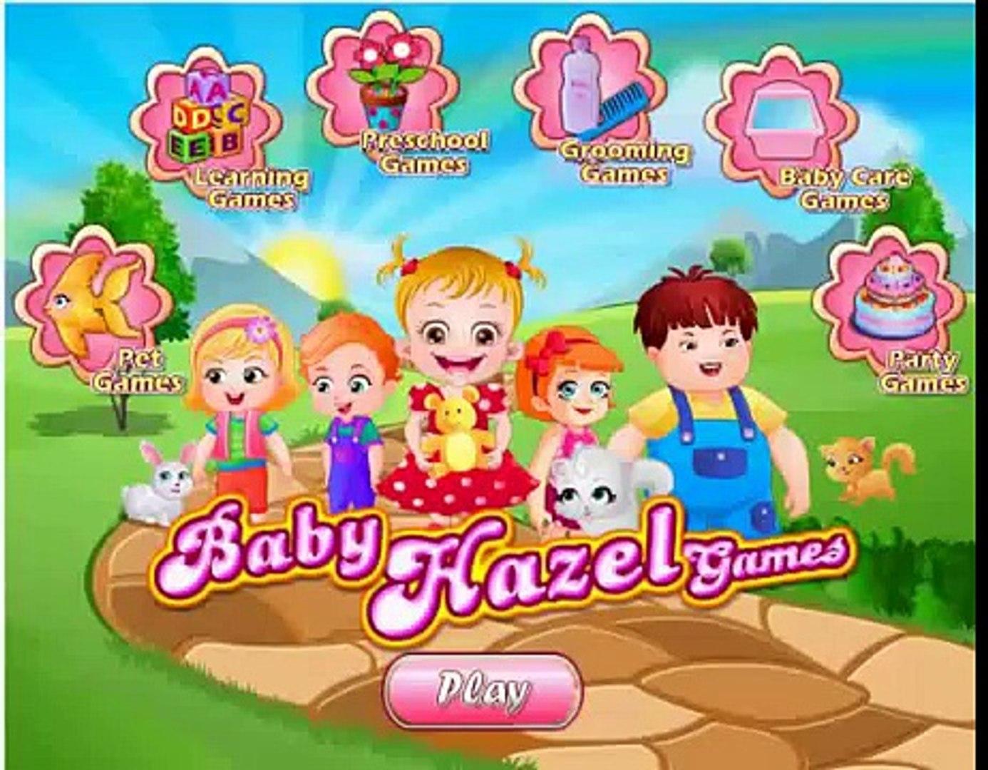 Baby Hazel Pet Party FULL