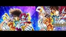 Toei lanza version remasterizada de DBZ y Saint Seiya para Latinoamerica