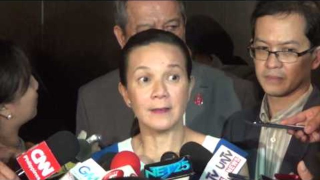 Grace Poe tells Aquino she will remain independent