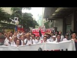 #StopBinay protesters call on VP not to run in 2016