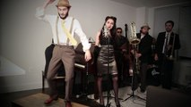Just (Tap) Dance - Vintage 1940s Jazz Lady Gaga Cover