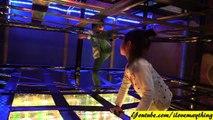 Toddlers and Childrens Indoor Playground Playtime Fun! Kiddie Slide, Trampoline, etc.. Fun
