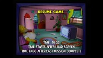 [PS2 WR] The Simpsons Hit and Run - Level 2: 16:33 [Speed Run] [PAL] [all mission%]