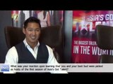 Marc Nelson, Rovilson Fernandez caught off guard by crying 'Asia's Got Talent' act