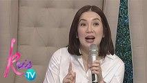 Kris TV: Kris' experiences with Direk Wenn