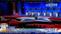 Análisis NTN24: 'Supermartes', el día decisivo en las elecciones primarias estadounidenses