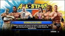 WWE All Stars - The Rock vs HHH King of Kings [4K 1080p HD]