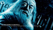 Harry Potter And The Half-Blood Prince OST - Dumbledores Farewell (Extended)
