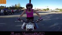 Female Bike Accident(Bike Accidents Compilation)