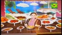 Food Diaries Recipe Strawberry Bread by Chef Zarnak Sidhwa Masala TV 29 Feb 2016