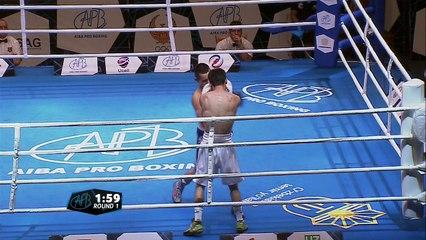 APB Uzbekistan (26.02.16) 75kg Madrimov vs Vikas
