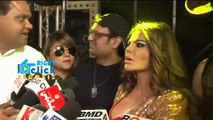 Rakhi Sawant Insults Sunny Leone - Full Video : Asks to Compare with Jennifer Lopez or Madonna