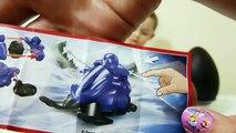 Dev Çikolata Sürpriz Yumurtalar - Disney Karakterleri,Kinder,Ters Yüz Sürpriz Yumurtalar