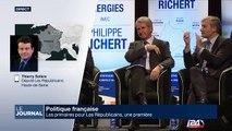Thierry Solère, député Les Républicains, revient sur les premières primaires pour Les Républicains