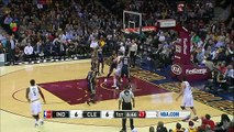 Cleveland Cavaliers 100- 96 Indiana Pacers