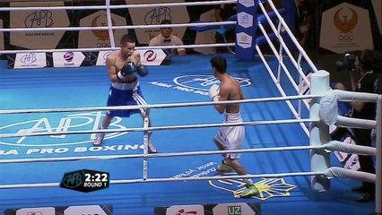 APB Uzbekistan (26.02.16) 52kg Latipov vs Mungun Erdene