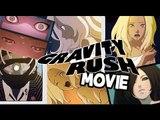 Gravity Rush Remastered All Cutscenes | Game Movie (PS4, VITA)