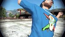 SKATE 3 FUNTAGE (Skate 3 Glitches & Skate 3 Donald Duck Voice Impression)