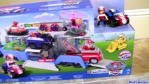 Paw Patrol Ultimate Rescue Truck Paw Patroller Disney Cars Mater Make-A-Face Camión Patrulla Canina