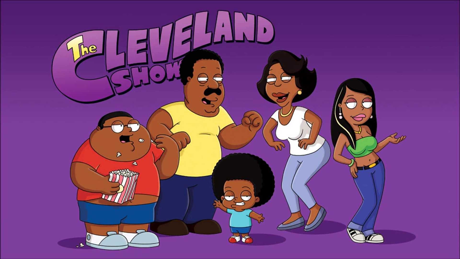 The Cleveland Show Theme Song Instrumental
