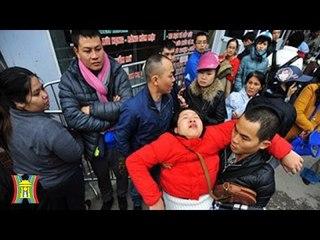 """Khủng hoảng """"vắc xin 5 trong 1""""   HanoiTV"""