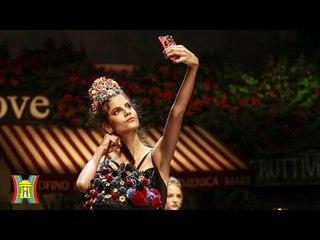 Lịch lãm hồn Ý trên sàn diễn Dolce & Gabbana   HanoiTV