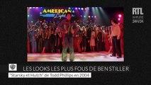 VIDÉO - Les looks les plus déjantés de Ben Stiller
