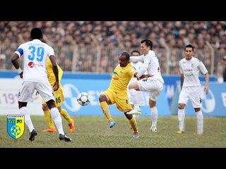 FLC Thanh Hóa vs Hà Nội T&T - V.League 2015 | FULL