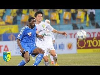 Hà Nội T&T vs QNK Quảng Nam - V.League 2015 | FULL