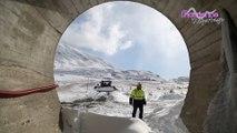 Maurienne Reportage # 45 Visite de la vidange du barrage du Mont Cenis