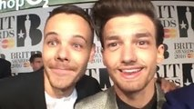 Liam Payne Shirtless Pic, Face Swaps With Louis & Who They Forgot To Thank in BRIT Speech