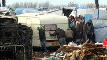 Francë, tensione gjatë natës në Kalais - Top Channel Albania - News - Lajme
