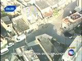Flagrante: policial militar é assassinado com tiros de fuzil em Santos (SP) 10.10.2012