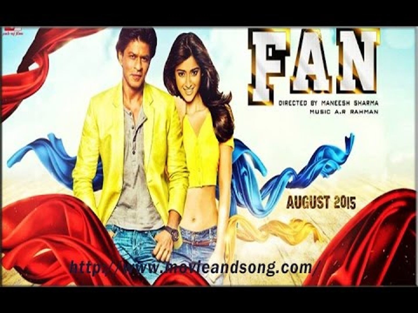 FAN - Official Trailer - Shah Rukh Khan