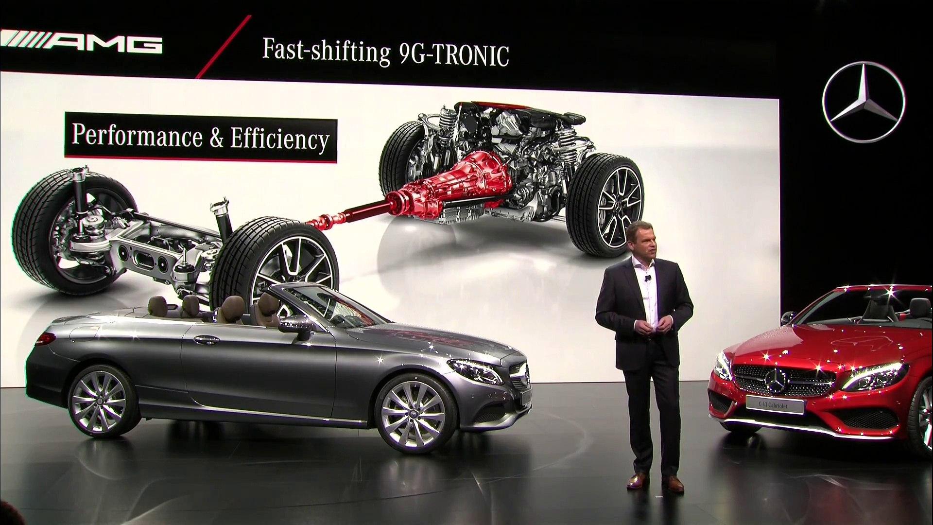 Geneva Motor Show 2016 - Mercedes-Benz Media Night - Tobias Moers