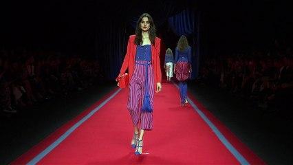 Elisabetta Franchi Fall Winter 16/17 Fashion Show