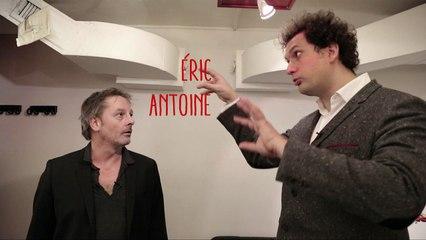 Christophe Alévèque et Eric Antoine philosophent coolos à la Fête de la Dette