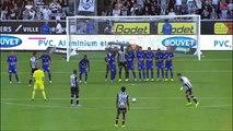 Top goals Angers SCO week 1 - week 19 / Ligue 1 - 2015/16