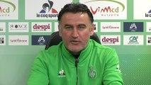 Foot - Coupe - Saint-Etienne : Galtier «Lyon a prouvé que le PSG n'était pas imbattable»