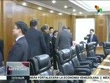 """Maduro califica de """"exitosa"""" jornada de Comisión Mixta China-Venezuela"""