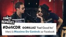 """Gorillaz """"Feel Good Inc"""" cover - Comité des Reprises - PV Nova & Waxx"""