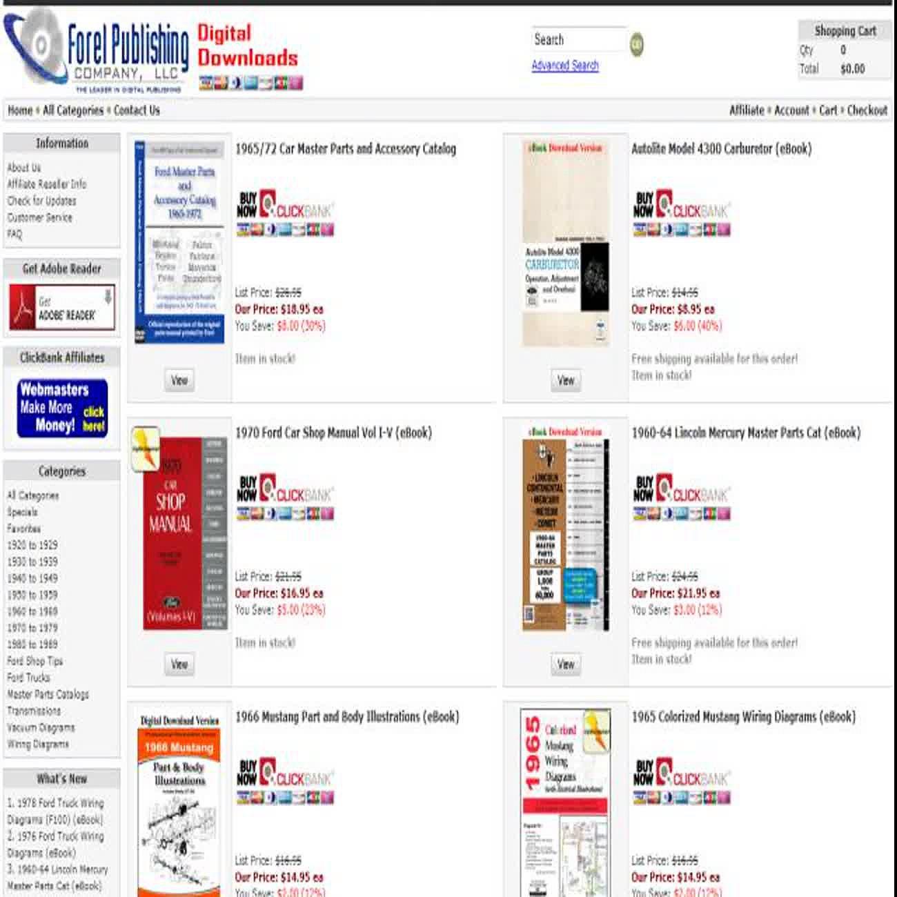 Ebooks — Ford Shop Manuals And Service Manuals review Ebooks