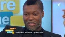 """""""Toute une histoire"""" : Djbril Cissé ému aux larmes par un message de sa maman (vidéo)"""